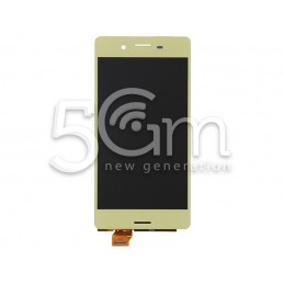 Lcd Touch Lime Xperia X...