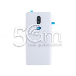 Back Cover White OnePlus 6