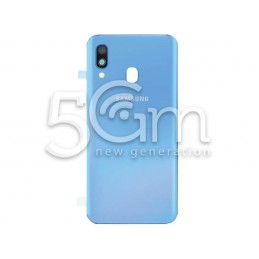 Retro Cover Blu Samsung...
