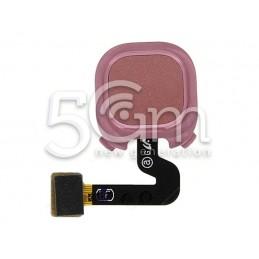 Fingerprint Pink Flat Cable...