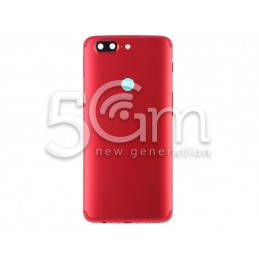 Back Cover Red OnePlus 5T