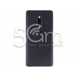 Back Cover Black Nokia 5