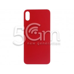 Back Cover Red iPhone XS Max