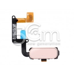 Home Button Pink Flat Cable...