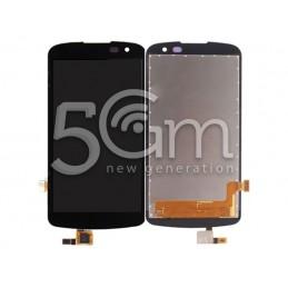 Display Touch Black LG K4...