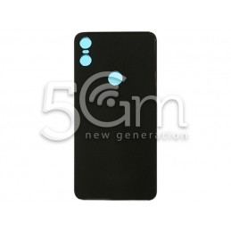 Back Cover Black Motorola One