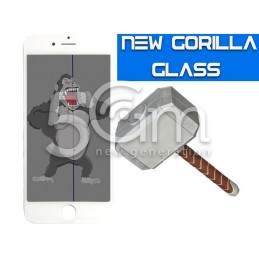 Gorilla Glass Bianco iPhone...