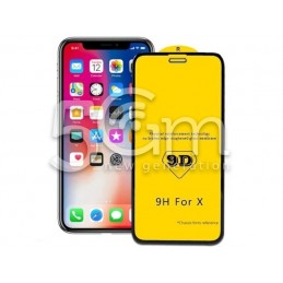 6D Tempered Glass iPhone X...