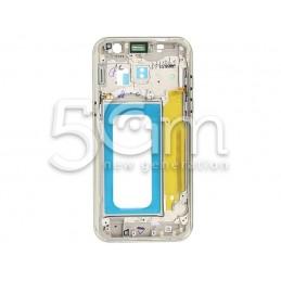 Middle Frame Gold Samsung...