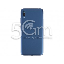 Back Cover Blue Huawei Y6 2019