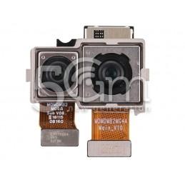 Back Camera 16Mp + 20Mp...
