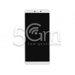 Display Touch Bianco Wiko Y80