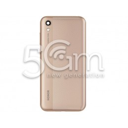 Back Cover Gold Honor 8S