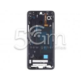 Middle Frame Black LG G7...