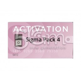 Activation Sigma Pack 4