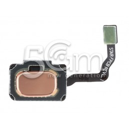 Home Button Gold Flat Cable...