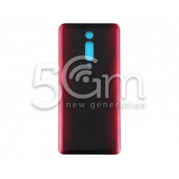 Back Cover Red Flame Xiaomi...
