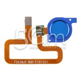 Fingerprint Blue Flat Cable...