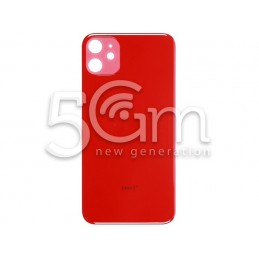 Back Cover Red iPhone 11 No...