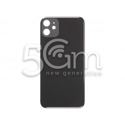 Back Cover Black iPhone 11