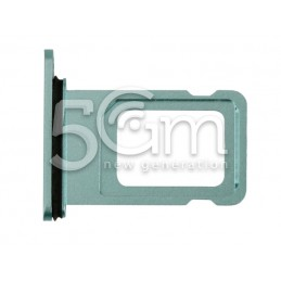 Sim Card Tray Green iPhone 11