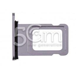 Sim Card Tray Purple iPhone 11