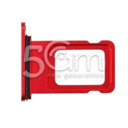 Sim Card Tray Red iPhone 11