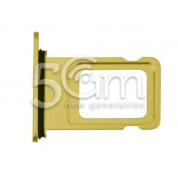 Sim Card Tray Yellow iPhone 11