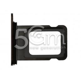 Sim Card Tray Black iPhone...