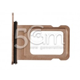 Sim Card Tray Gold iPhone...