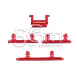Kit Side Keys Red iPhone 11