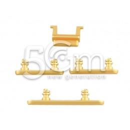Kit Side Keys Yellow iPhone 11