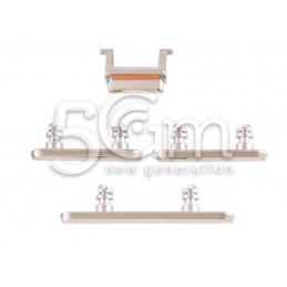 Kit Side Keys White iPhone...