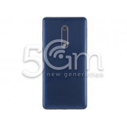 Back Cover Blue Nokia 5