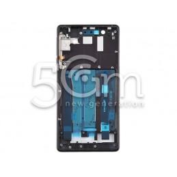 Middle Frame Black Nokia 3