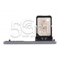 Sim Card Tray Grey Xperia 10