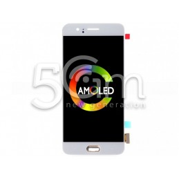 Lcd Touch White OnePlus 5
