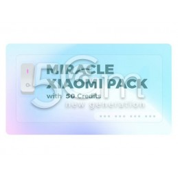 Miracle Xiaomi Pack con 50...