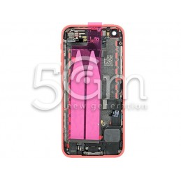 Rear Cover Pink iPhone 5C...