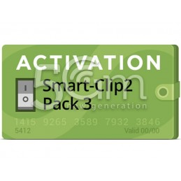 Smart-Clip2 Pack 3 Activation