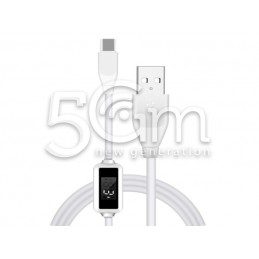 Micro USB Cable + LED...