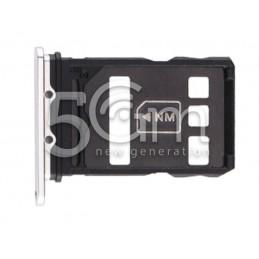 SIM Card Tray Silver Huawei...
