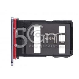 SIM Card Tray Grey Huawei P40