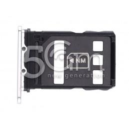 SIM Card Tray White Huawei P40