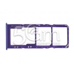 SIM Card Tray Purple...