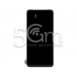 Display Touch Black Realme X