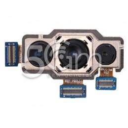 Back Camera Samsung SM-A707...