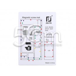 Magnetic Pad iPhone 11