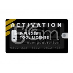 Activation F-Finder Tool...