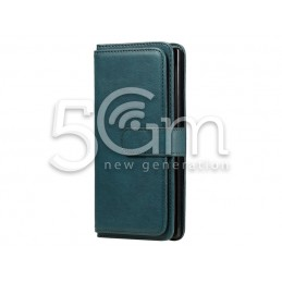 Magnetic Leather Case Dark...